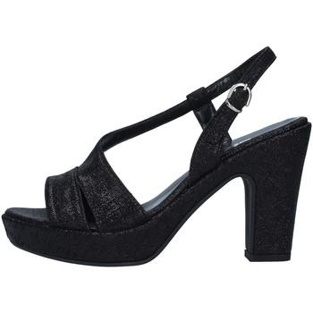 Topánky Ženy Sandále Tres Jolie 2815/MARA BLACK