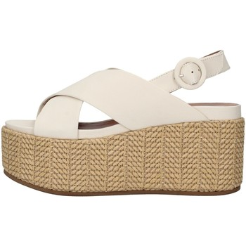 Topánky Ženy Sandále Tres Jolie 2801/MONY WHITE