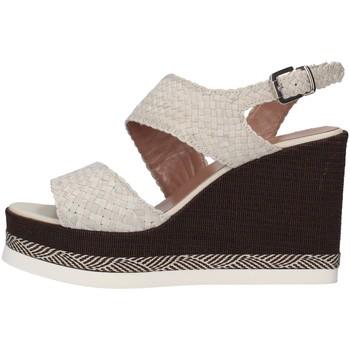 Topánky Ženy Sandále Tres Jolie 2903/VALE/MSL WHITE