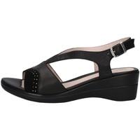 Topánky Ženy Sandále Stonefly 213792 BLACK