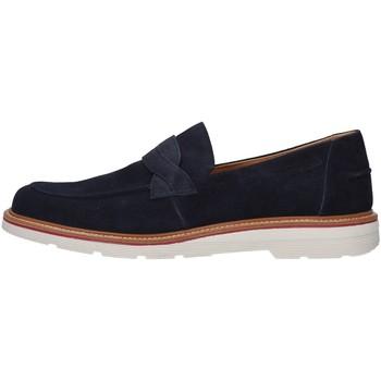 Topánky Muži Mokasíny Stonefly 213722 BLUE