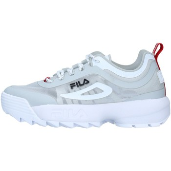 Topánky Ženy Nízke tenisky Fila 1010866 WHITE