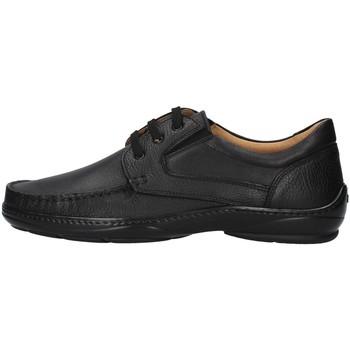 Topánky Muži Derbie Melluso U47038L BLACK