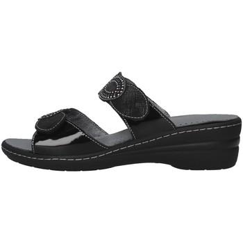 Topánky Ženy Šľapky Melluso K95720 BLACK