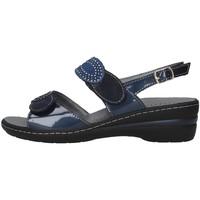 Topánky Ženy Sandále Melluso K95721 BLUE