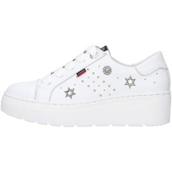 Topánky Ženy Nízke tenisky CallagHan 14920 WHITE