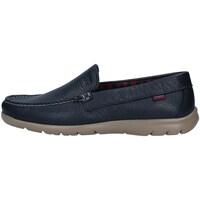 Topánky Muži Mokasíny CallagHan 18001 BLUE