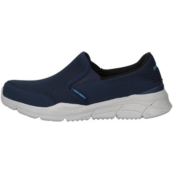 Topánky Muži Slip-on Skechers 232017 NAVY BLUE