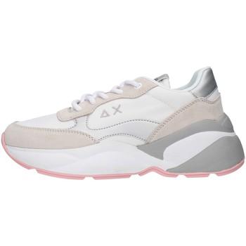 Topánky Ženy Nízke tenisky Sun68 Z30220 WHITE