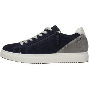 Topánky Muži Nízke tenisky IgI&CO 5138900 BLUE