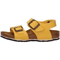 Topánky Chlapci Sandále Birkenstock 1015758 YELLOW