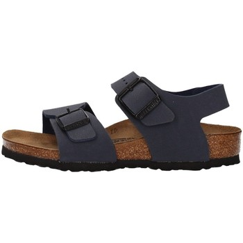 Topánky Chlapci Sandále Birkenstock 087773 NAVY BLUE