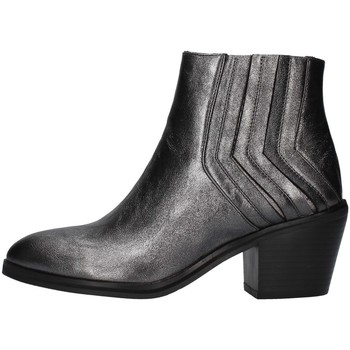 Topánky Ženy Čižmičky Luciano Barachini DD152G GREY