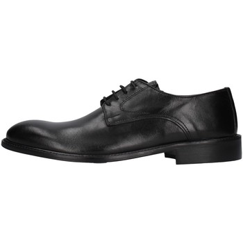 Topánky Muži Derbie Antony Sander 18020 BLACK