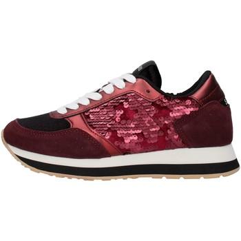 Topánky Ženy Nízke tenisky Sun68 Z29217 RED