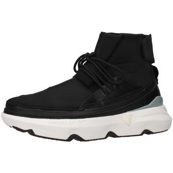 Topánky Muži Členkové tenisky Acbc SKSU100 BLACK