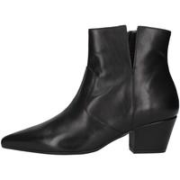 Topánky Ženy Čižmičky Paola Ferri D7135 BLACK