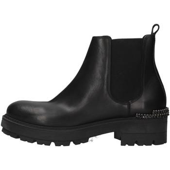 Topánky Ženy Čižmičky Zoe WAR24 BLACK
