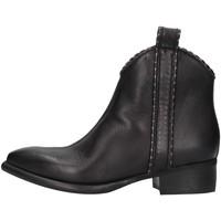 Topánky Ženy Polokozačky Zoe NEWTOP02/P BLACK