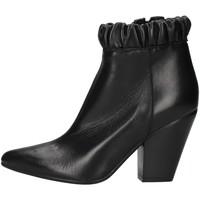 Topánky Ženy Čižmičky Zoe NIKY60 BLACK