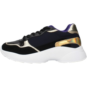 Topánky Ženy Nízke tenisky Gold&gold GA136 BLACK