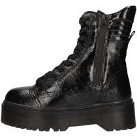 Topánky Ženy Čižmy do mesta Gold&gold GA116 BLACK