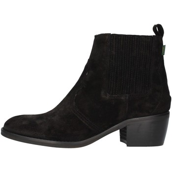 Topánky Ženy Čižmičky Dakota Boots DKT73 BLACK
