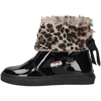 Topánky Dievčatá Polokozačky Balducci CSPO3653 BLACK