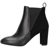 Topánky Ženy Čižmičky Albano 1055 BLACK