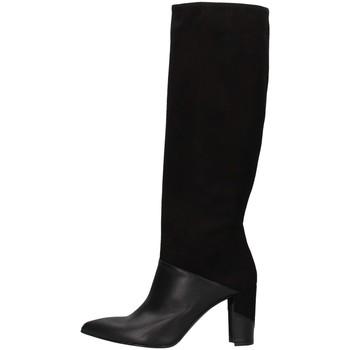 Topánky Ženy Čižmy do mesta Albano 1116 BLACK