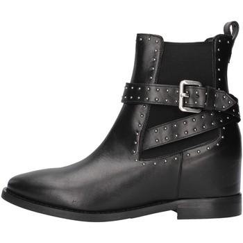 Topánky Ženy Čižmičky Albano 1222 BLACK