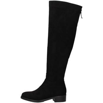 Topánky Ženy Čižmy do mesta Luciano Barachini DD113E BLACK