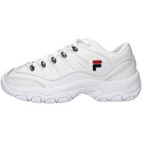 Topánky Ženy Nízke tenisky Fila 1010768 WHITE