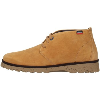 Topánky Muži Polokozačky CallagHan 40002 BEIGE