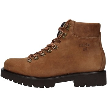 Topánky Muži Polokozačky CallagHan 16503 BROWN