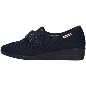 Topánky Ženy Derbie Superga S10P540 BLUE