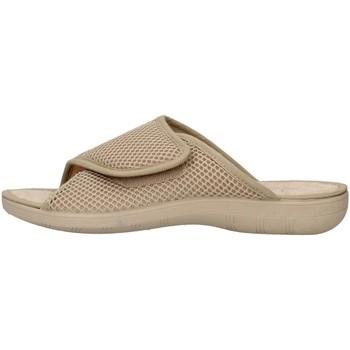 Topánky Ženy Šľapky Superga S10M624 BEIGE