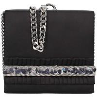 Tašky Ženy Vrecúška a malé kabelky Menbur 84586 BLACK
