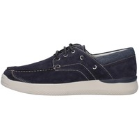 Topánky Ženy Derbie Stonefly 211081 BLUE