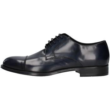 Topánky Muži Derbie Franco Fedele 6065 BLUE