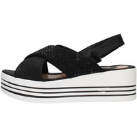 Topánky Ženy Sandále Energy 625 BLACK
