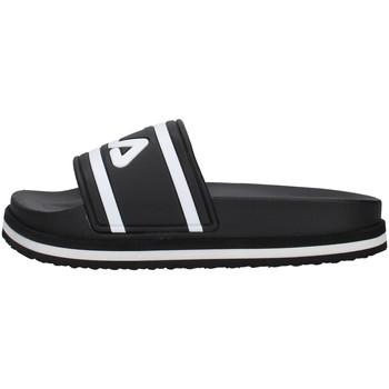 Topánky Ženy športové šľapky Fila 1010639 BLACK