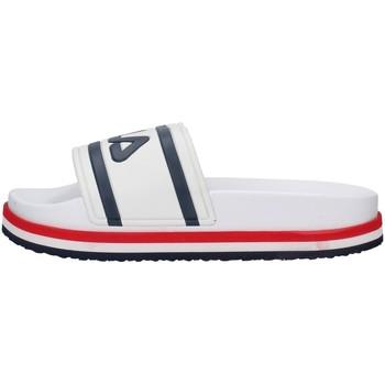 Topánky Ženy športové šľapky Fila 1010639 WHITE