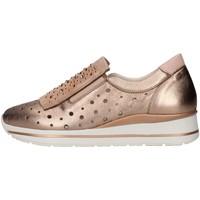 Topánky Ženy Slip-on Melluso R20032 BROWN
