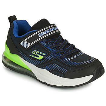 Topánky Deti Nízke tenisky Skechers SKECH-AIR BLAST-TALLIXEEL A Modrá