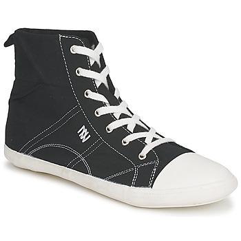 Topánky Ženy Členkové tenisky Dorotennis MONTANTE LACET INSERT čierna