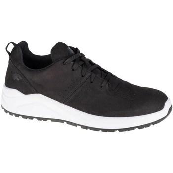 Topánky Muži Nízke tenisky 4F OBML251 Biela, Čierna