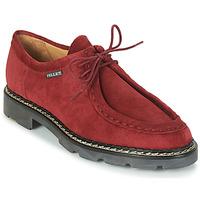 Topánky Muži Derbie Pellet Macho Červená