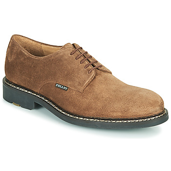 Topánky Muži Derbie Pellet Nautilus Hnedá