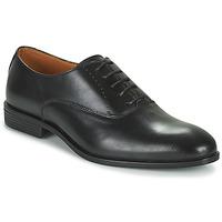 Topánky Muži Derbie Pellet ACHILLE Čierna